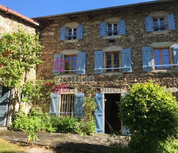 Vente Maison 7 pièces 189m² La Chaise-Dieu (43160) - photo