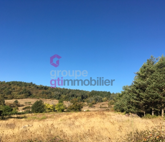 Vente Terrain 1 145m² Davézieux (07430) - photo