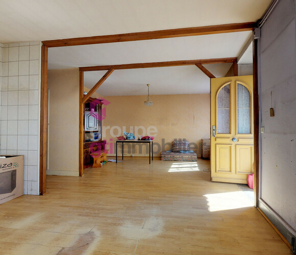 Vente Maison 4 pièces 74m² Saint-Germain-l'Herm (63630) - photo