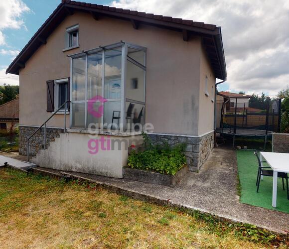 Vente Maison 4 pièces 91m² Roche-la-Molière (42230) - photo