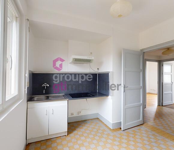 Vente Appartement 2 pièces 40m² Saint-Étienne (42000) - photo