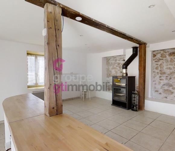 Vente Maison 4 pièces 105m² Thiers (63300) - photo
