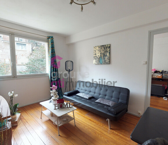 Vente Appartement 1 pièce 37m² Saint-Étienne (42100) - photo