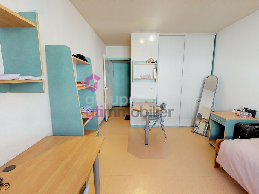 Vente Appartement 19m² Saint-Étienne (42000) - photo