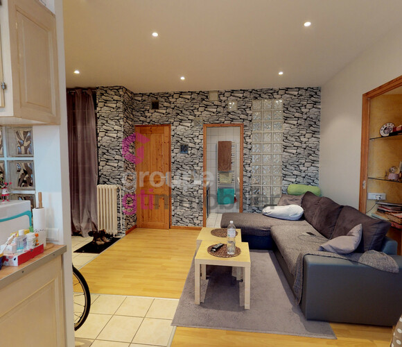 Vente Appartement 2 pièces 55m² Saint-Étienne (42100) - photo