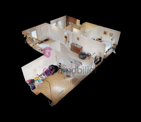 Vente Appartement 4 pièces 89m² Monistrol-sur-Loire (43120) - photo