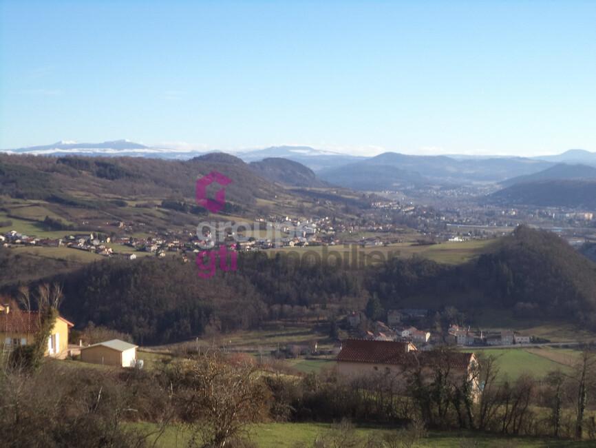 Vente Terrain 1 315m² Polignac (43000) - photo