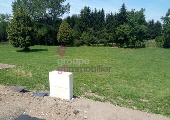 Vente Terrain 922m² Yssingeaux (43200) - Photo 1