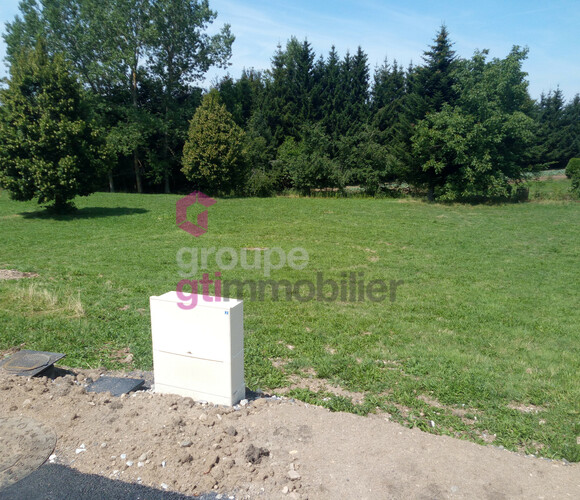 Vente Terrain 909m² Yssingeaux (43200) - photo