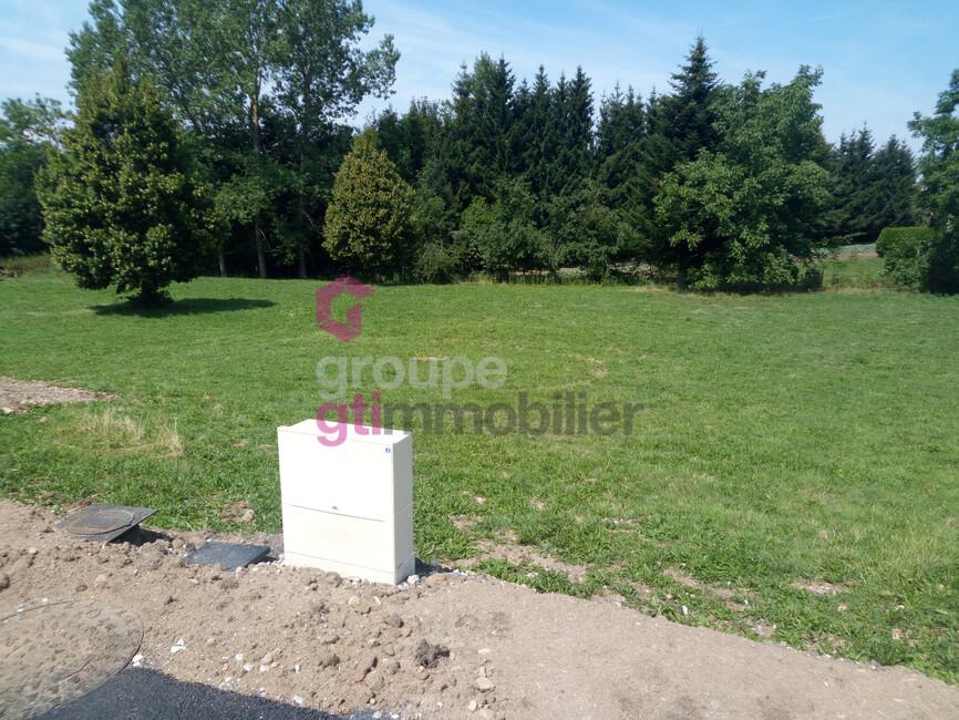 Vente Terrain 909m² Yssingeaux (43200) - photo