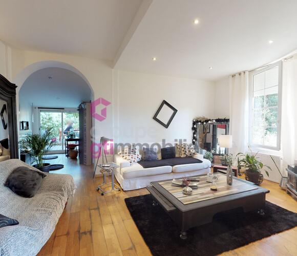 Vente Maison 5 pièces 120m² Saint-Étienne (42000) - photo