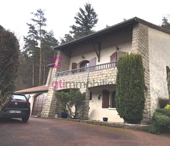 Vente Maison 7 pièces 187m² Aurec-sur-Loire (43110) - photo