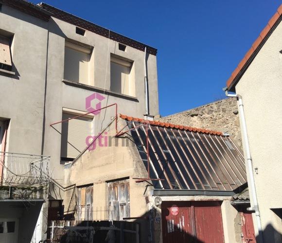 Vente Immeuble 5 pièces 130m² Saint-Didier-en-Velay (43140) - photo