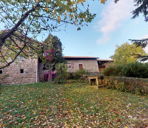 Vente Maison 4 pièces 109m² Églisolles (63840) - photo