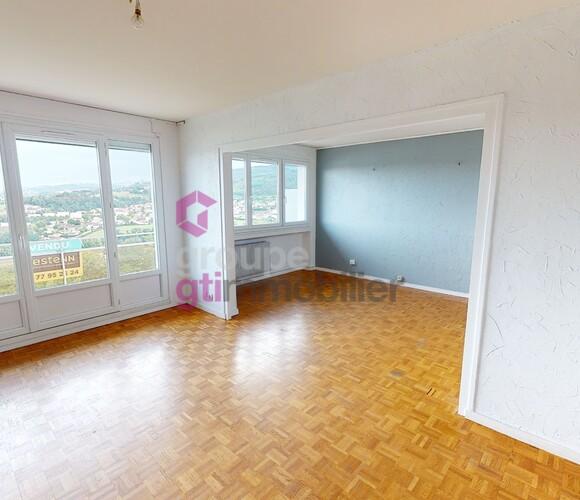 Vente Appartement 4 pièces 76m² Firminy (42700) - photo