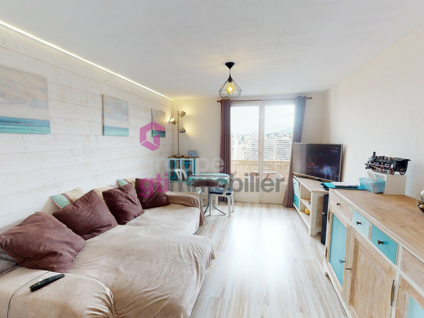 Vente Appartement 3 pièces 53m² Saint-Étienne (42100) - photo