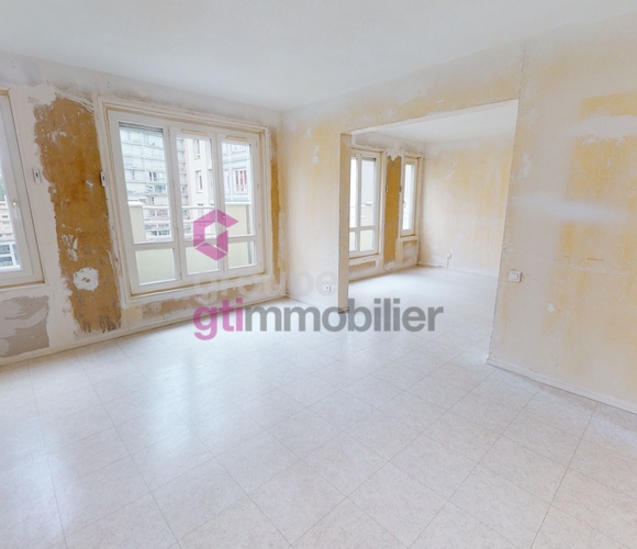Vente Appartement 5 pièces 95m² Saint-Étienne (42100) - photo