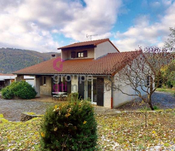 Vente Maison 4 pièces 122m² Aurec-sur-Loire (43110) - photo