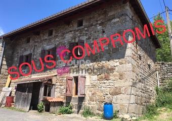 Vente Maison 5 pièces 90m² Riotord (43220) - Photo 1