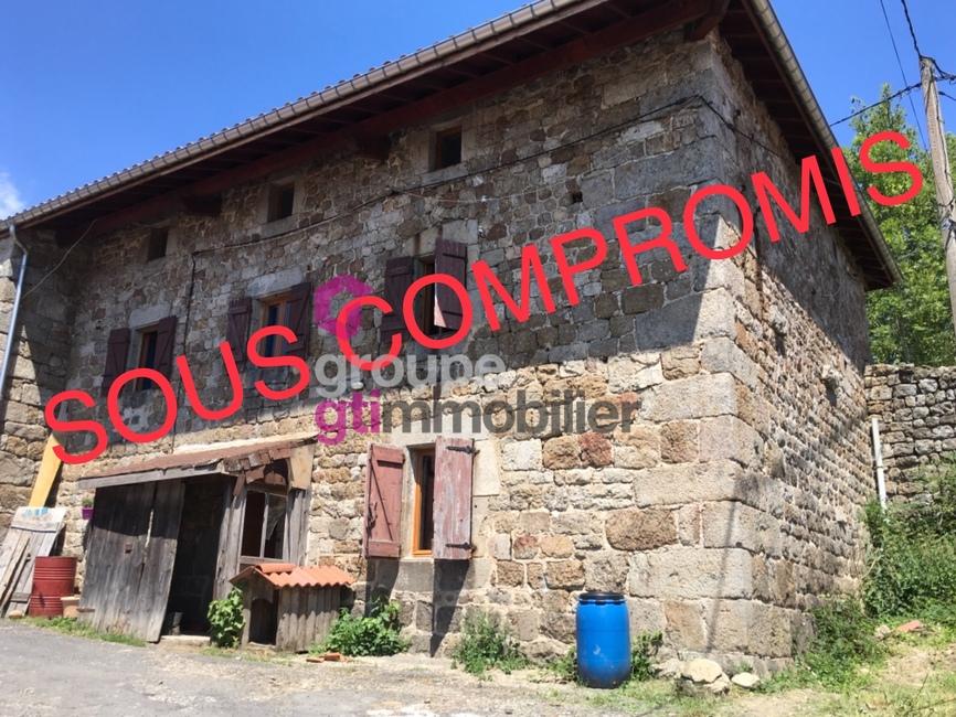 Vente Maison 5 pièces 90m² Riotord (43220) - photo