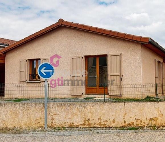 Vente Maison 96m² Montbrison (42600) - photo