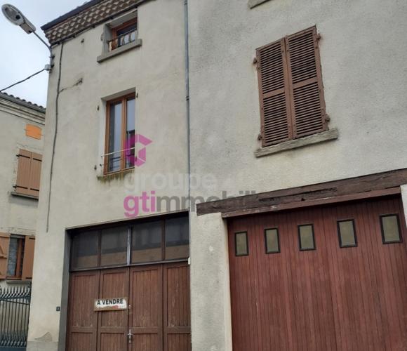 Vente Maison 60m² Issoire (63500) - photo