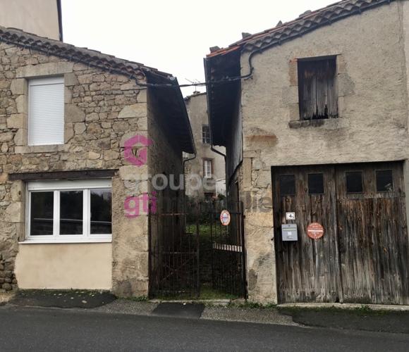 Vente Maison 1 pièce 34m² Cunlhat (63590) - photo