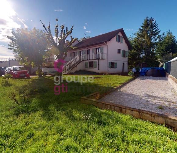 Vente Maison 4 pièces 79m² Montrond-les-Bains (42210) - photo