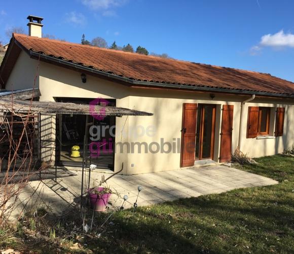 Vente Maison 4 pièces 92m² Saint-Bonnet-le-Château (42380) - photo
