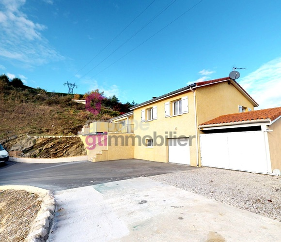 Vente Maison 5 pièces 128m² Fraisses (42490) - photo