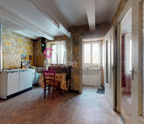 Vente Maison 5 pièces 72m² Ambert (63600) - photo