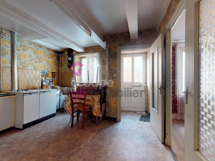 Vente Maison 5 pièces 72m² Ambert (63600) - photo