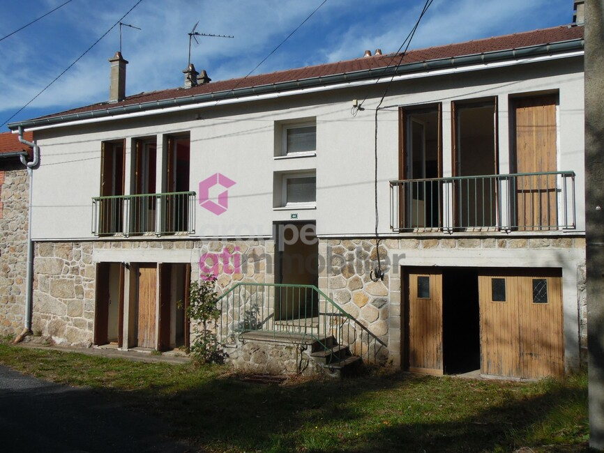 Vente Maison 180m² Montfaucon-en-Velay (43290) - photo