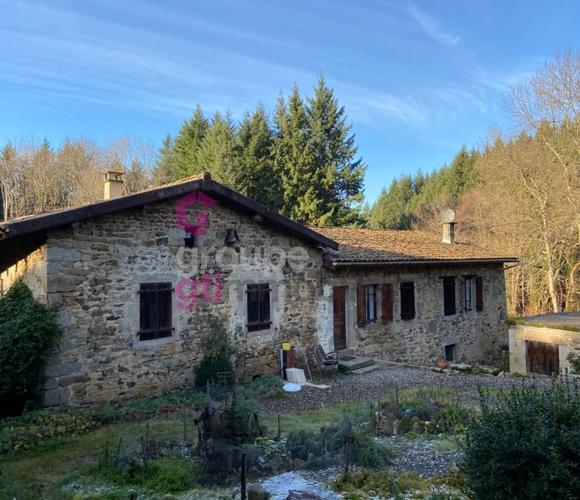 Vente Maison 3 pièces 88m² Augerolles (63930) - photo