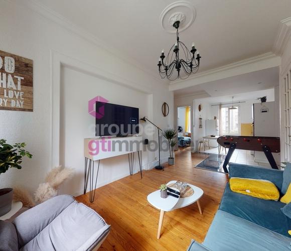Vente Appartement 4 pièces 79m² Saint-Étienne (42100) - photo