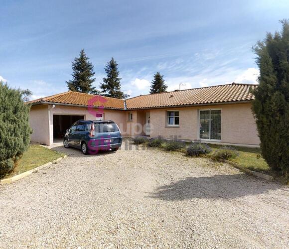 Vente Maison 6 pièces 135m² Langeac (43300) - photo