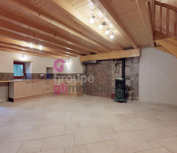 Vente Maison 6 pièces 158m² Fournols (63980) - photo