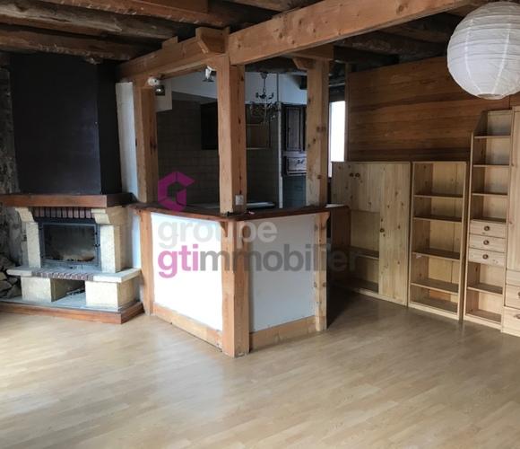 Vente Maison 5 pièces 96m² Usson-en-Forez (42550) - photo
