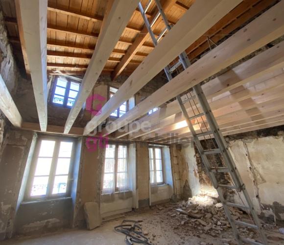 Vente Maison 6 pièces 176m² Ambert (63600) - photo
