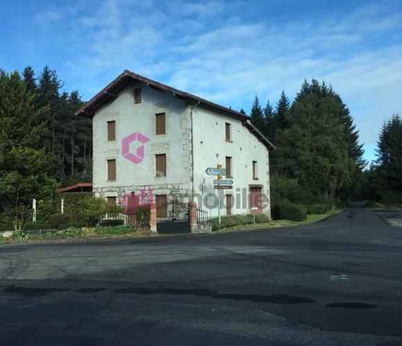 Vente Maison 5 pièces 106m² Le Brugeron (63880) - photo