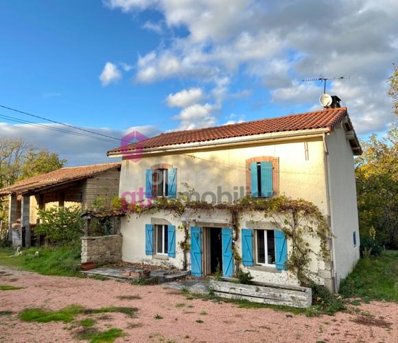 Vente Maison 3 pièces 92m² Augerolles (63930) - photo