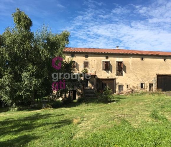 Vente Maison 3 pièces 148m² Cunlhat (63590) - photo