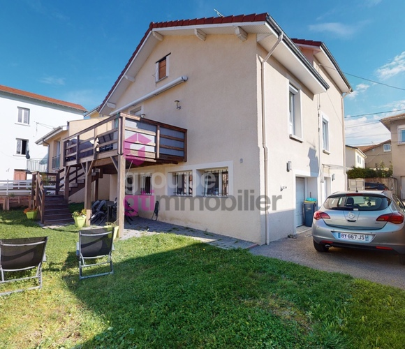 Vente Maison 6 pièces 160m² Firminy (42700) - photo