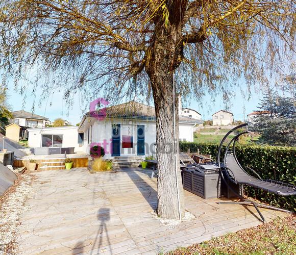Vente Maison 6 pièces 138m² Unieux (42240) - photo