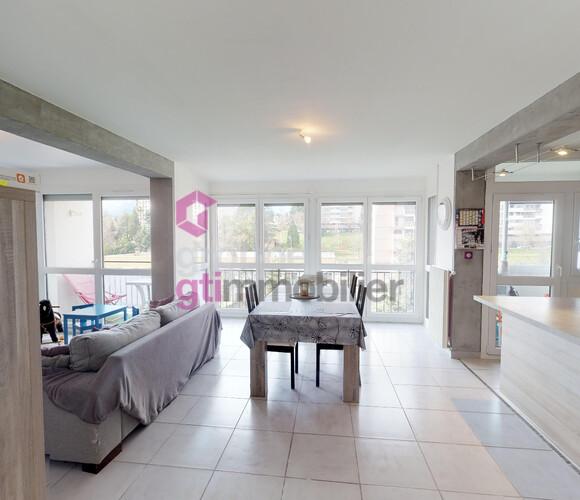 Vente Appartement 5 pièces 102m² Villars (42390) - photo