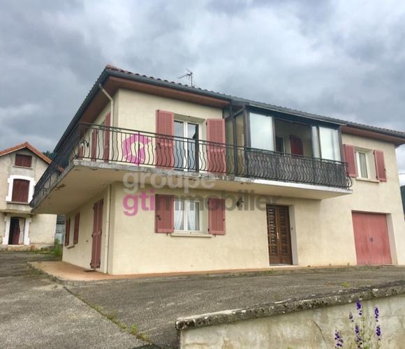 Vente Maison 5 pièces 133m² Bas-en-Basset (43210) - photo
