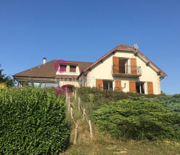 Vente Maison 10 pièces 200m² Margerie-Chantagret (42560) - photo