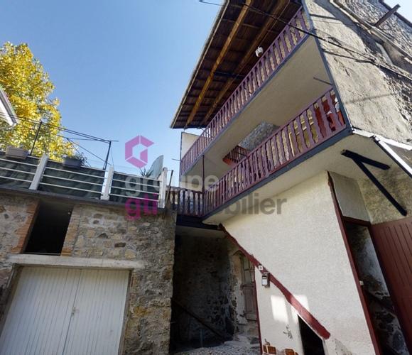 Vente Maison 4 pièces 110m² Annonay (07100) - photo