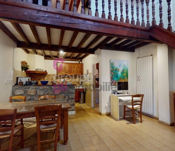 Vente Maison 4 pièces 113m² Sainte-Sigolène (43600) - photo