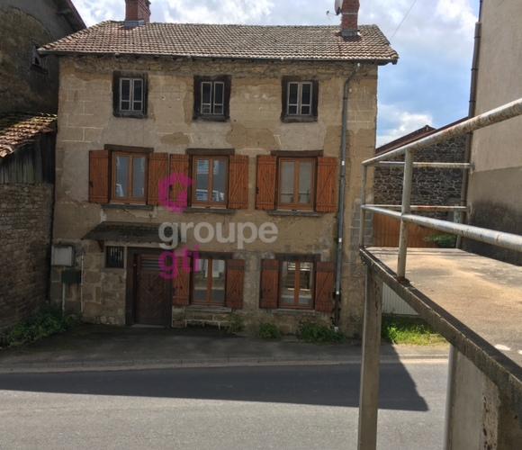 Vente Maison 3 pièces 80m² Ambert (63600) - photo